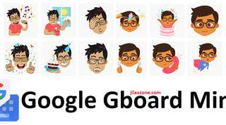 Meet Google New Emojis: Gboard Minis - Create Your Own Face Emojis