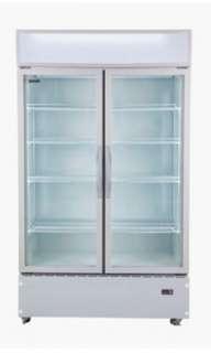 Kadeka 2 door display chiller