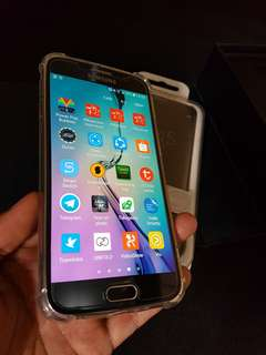 Samsung S6 Sein Like New