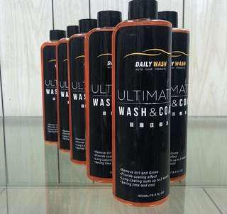 Daily wash 2合1 清潔連鍍膜洗車水