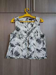 Dressing Paula Blouse/ Crop Top #OCT10