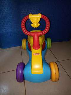 Playskool Musical Poppin Park Bounce and Ride