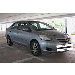 Toyota Vios - Budget/Cheapest Car Rental for Grab/Personal Use