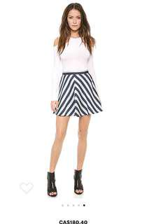 Club Monaco Renay Skirt Size 0 - retail $180