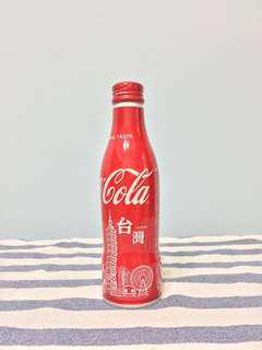 Coca-Cola Taiwan Special Edition Aluminum Bottle