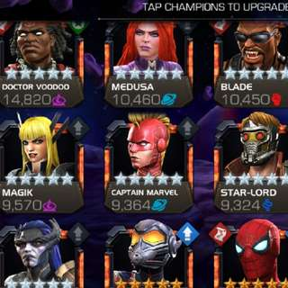 mcoc account   Mobile Phones & Tablets   Carousell Singapore