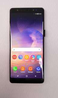 Samsung Note 9 Clone 3G Real Fingerprinti