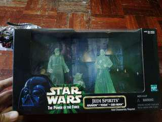 Star Wars Jedi Spirits figuree