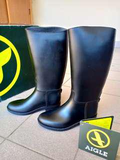 AIGLE HORSE RIDING Boots UNISEX