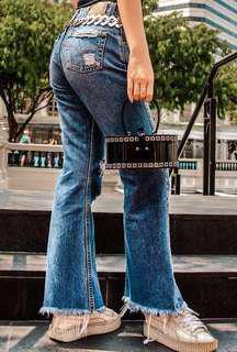 🚚 RARE Y2K 517 Levi's low rise bootcut jeans XS/S