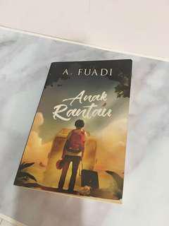 Anak Rantau by A Fuadi