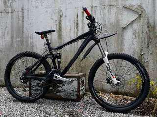Trek fuel ex8 fullsus mountain bike