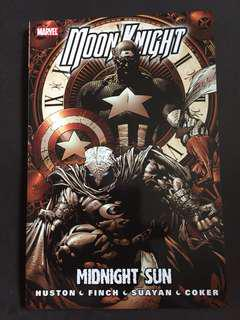 Moonknight Midnight Sun