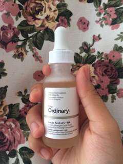 The Ordinary Lactic Acid 10% HA