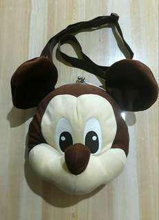 REPRICED! Preloved Authentic Disney Mickey Mouse bag