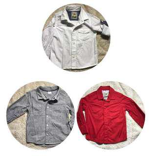 Assorted Polos - Take all 3