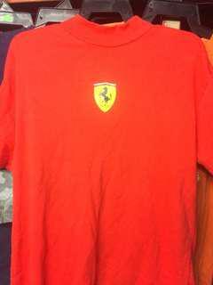 Fila Ferrari