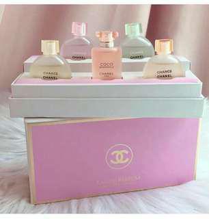 Parfume chanel mini