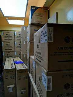 WAREHOUSE SALE LED TV, AIR CONDITIONER, REFRIGERATOR, WASHING MACHINE