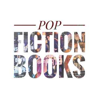 POP FICITION BOOKS