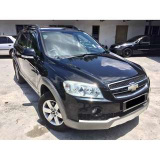 CHEVROLET CAPTIVA 2.0L VCDI L4 (A) 1 OWNER USED