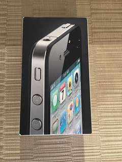 FS: Mint condition Iphone 4s with box and charger