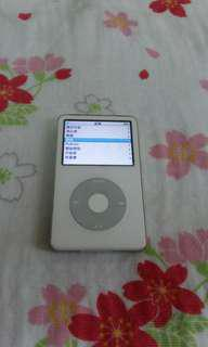 APPLE IPOD 60GB WHITE A1136