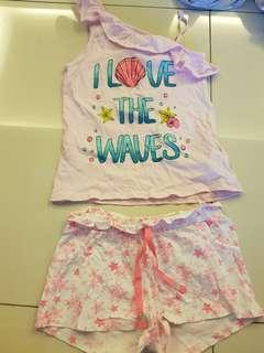 Terranova beach wear set of 2