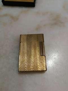 Antique Dupont lighter 18k gold
