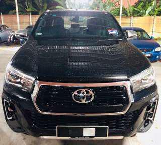 Toyota Hilux  (2.8) auto