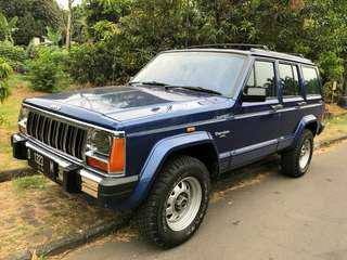 Jeep XJ Cherokee Limited 97 AT