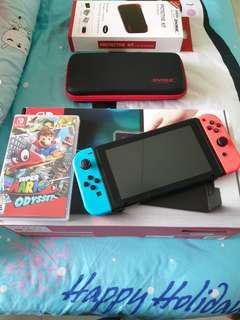 Nintendo Switch Neon (Local Warranty)