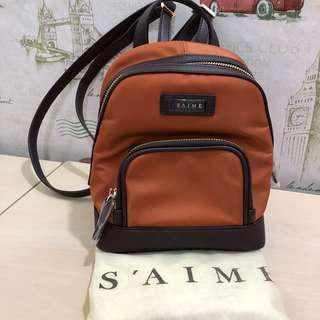 🆕Saime Small Backpack Multiple Use