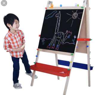 BN Universe of Imagination Creations Children's Double-Sided Art Easel