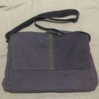 Salvatore Mann Messenger Bag