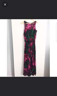 Michael kors floral dress, sz small