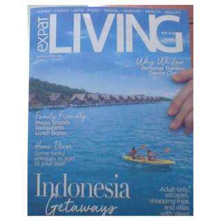 Expat Living Magazine September 2018 BRAND NEW