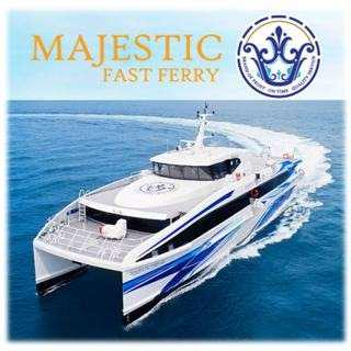 MAJESTIC FAST FERRY TO BATAM