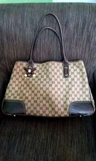 Authentic Gucci Princy Tote Medium