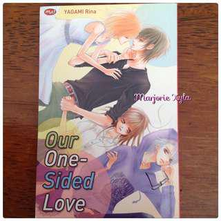 Komik One Shot - Our One-Sided Love - Yagami Rina