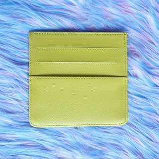 card holder warna lime 6 slot