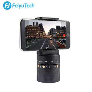 Feiyu 360 Degree Automatic Rotation Stand for Action Camera/ Smart Phone/ Mirrorless Cameras