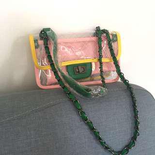 New Pvc Plastic Bag