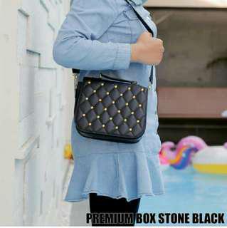 Premium Boxtones Black