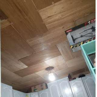 Ceiling Woodworks (Customized)