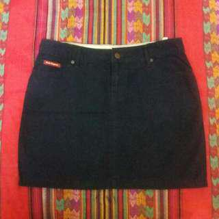 Hush Puppies Slim Cut Navy