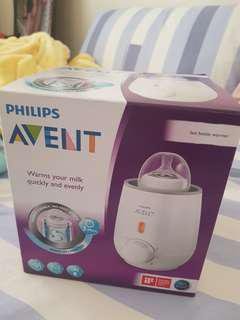 Brandnew Avent Milk Warmer