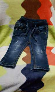 Preloved baby jeans pants