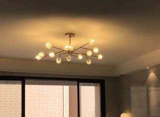 #Decor Luxurious Lighting