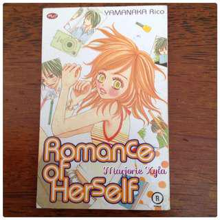 Komik One Shot - Romance Of Herself - Yamanaka Rico